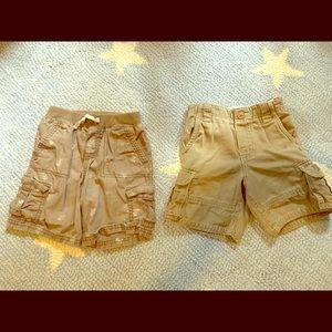 3T boys shorts